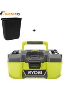 Toucan City + Ryobi wet dry vacuum cleaner