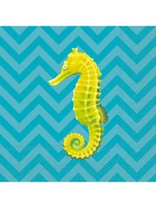 Ideal Home Range seahorse  tissue papers