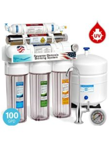 Express Water setup  uv sterilizers