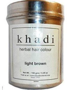 Khadi Herbal shampoo  henna hair colors
