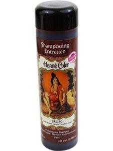 Yumi Bio Shop shampoo  henna hair colors