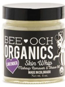 BEE-OCH, LLC    shaving cream makeup removers