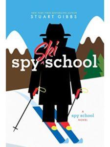 Simon & Schuster Books for Young Readers    ski spy schools