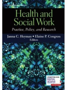 Springer Publishing Company    social work policies