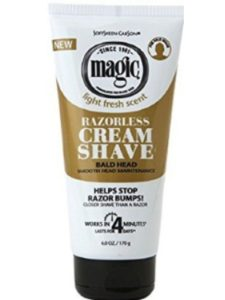 Soft Sheen Carson, LLC razorless cream shave