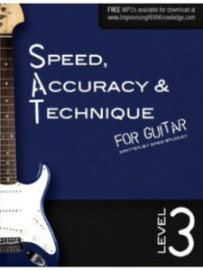 Greg Studley    speed guitar techniques