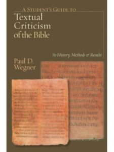 IVP Academic study guide  bible histories