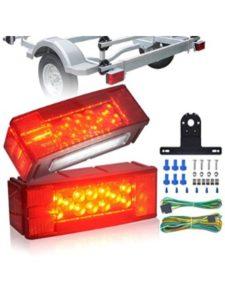 KASLIGHT submersible 80  led trailer light kits