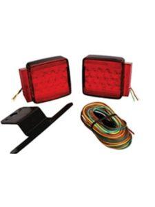 Wesbar submersible 80  led trailer light kits