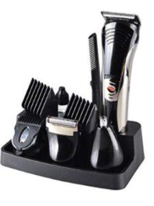 Julitech target  mustache scissors