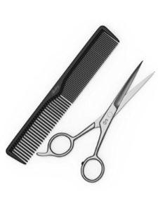 Sterling Beauty Tools target  mustache scissors