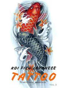 Koi Fish Tattoo Samurai    tattoo design photos