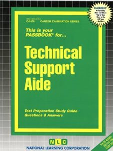 National Learning Corporation    technical support tests