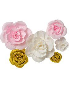 Nainurui Trades Co.,Ltd. template  tissue paper flowers