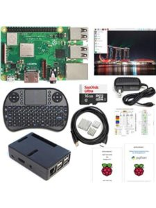 Raspberry Pi text editor  web browsers