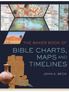 Baker Books timeline chart