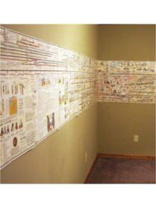 Master Books timeline chart