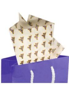 Football Fanatics   tissue papers with company logo