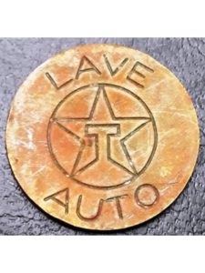 Unbranded token  car washes