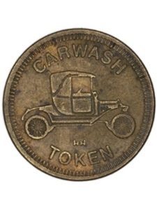 amazon token  car washes