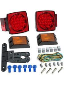 JUNGLEROAD tractor supply  led trailer light kits