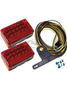 TISCO tractor supply  led trailer light kits