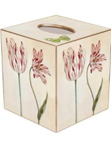 Kelly tulip  tissue papers