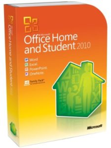Microsoft Software update  office words