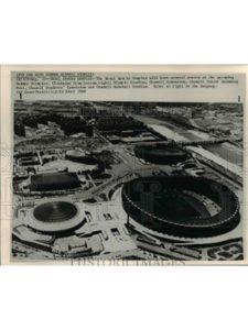 Vintage Photos venue  summer olympic