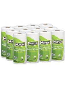 Marcal    water tissue papers
