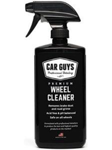 CarGuys    wheel rim cleaners