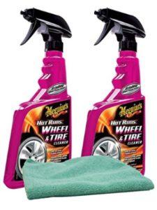 Meguiar's    wheel rim cleaners