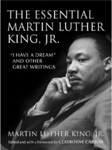 Beacon Press writing  martin luther kings