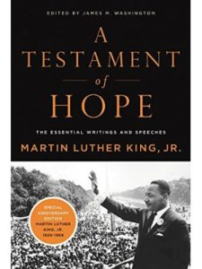 HarperCollins; New edition edition (1991-02-21) writing  martin luther kings