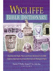 Hendrickson Pub wycliffe  bible histories
