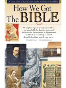 Rose Publishing wycliffe  bible histories