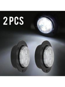 Partsam    2 inch led marker lights