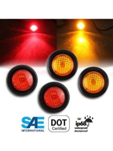 We pay Your Sales Tax    2 inch led marker lights