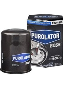 Purolator oil filter