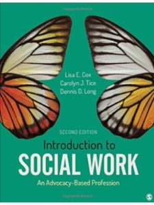 SAGE Publications, Inc accreditation  social works