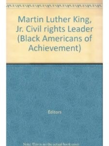 AFDJ achievement  martin luther kings
