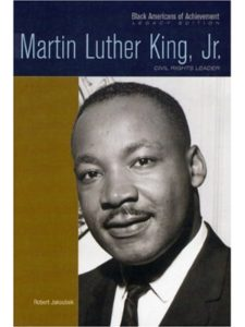 Chelsea House Publications achievement  martin luther kings