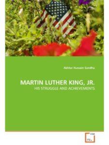 VDM Verlag Dr. Müller achievement  martin luther kings