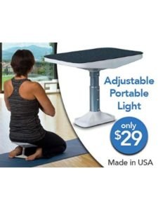 AMBENA Inc.    adjustable meditation stools