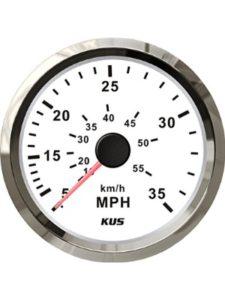 KUS baseball  speed meters