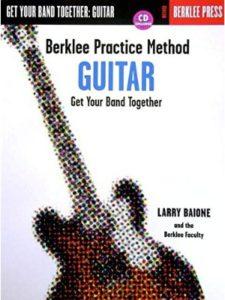 Berklee Press Publications berklee dvd  guitar methods