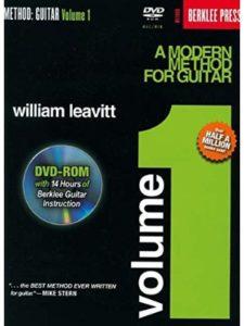 Berklee Press berklee dvd  guitar methods