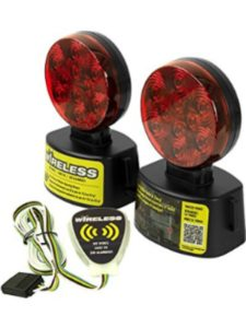Blazer wireless tow light