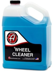 Adam's Polishes blower cost  wheel cleanings