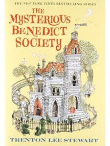 Little, Brown Books for Young Readers book series  mysterious benedict societies